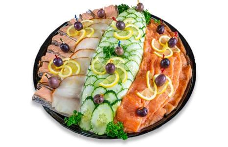 Smoked Fish Platters