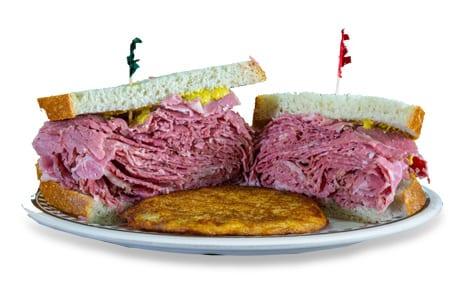 Overstuffed Sandwiches